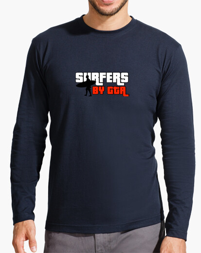 Camiseta SURFERS BY GTA LEGEND