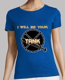 Camiseta Tank chica