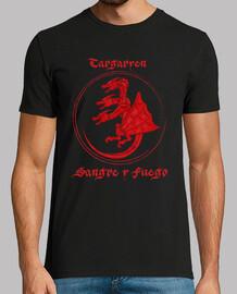 Camiseta Targaryen grande.