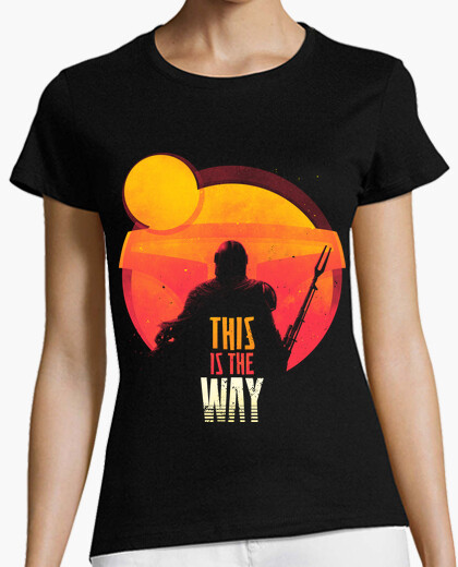 Camiseta Tatooine Way