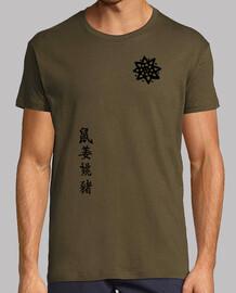 Camiseta tatuajes Arrow