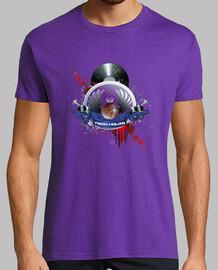 Camiseta tech house disco
