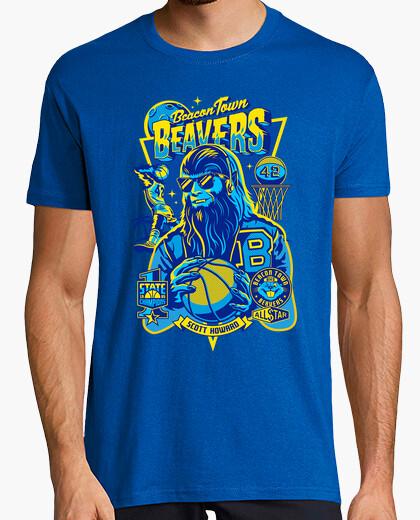 Camiseta Teen Wolf - Scott Howard (42...