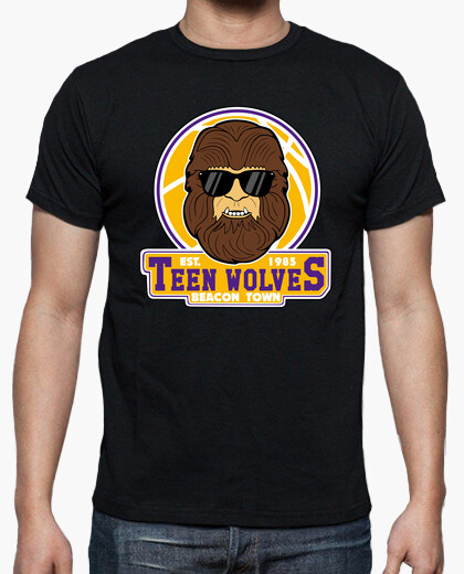 Camiseta Teen Wolves