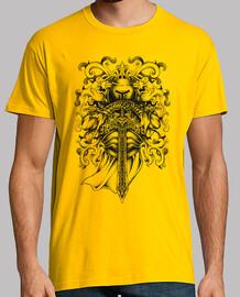 Camiseta Templarios Armadura