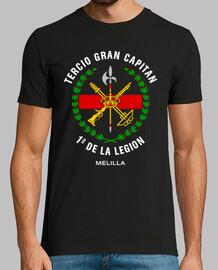 Camiseta Tercio 1º Legión mod.3