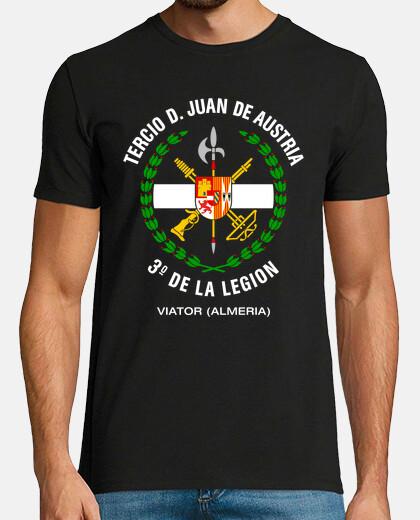 Camiseta Tercio 3º Legión mod.2