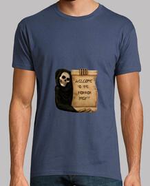 Camiseta terrorífica para Halloween