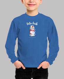 Camiseta Teta Brik