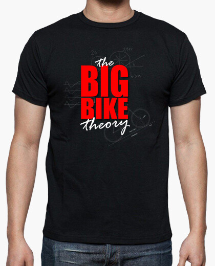 Camiseta The  Bike  Negro