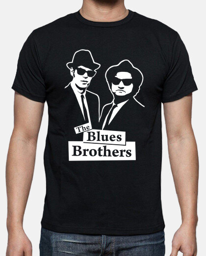 Camiseta The Blues Brothers mod.1