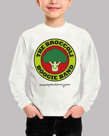 Camiseta The Broccoli Boogie Band