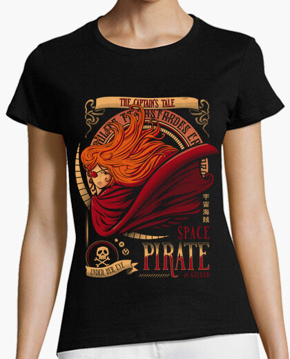 Camiseta The Captain's Tale