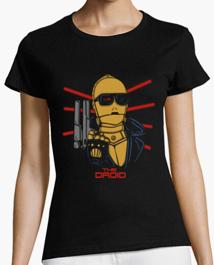 Camiseta The Droid