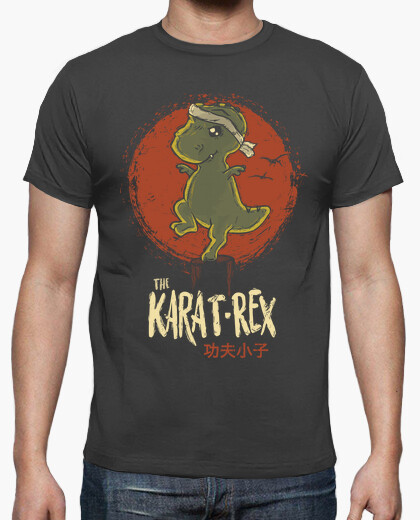 Camiseta The KaraT-Rex