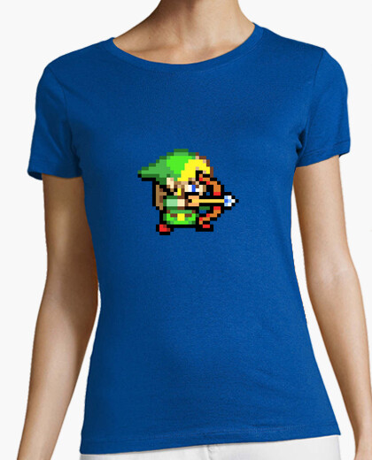 Camiseta The Legend of Zelda Link Arco