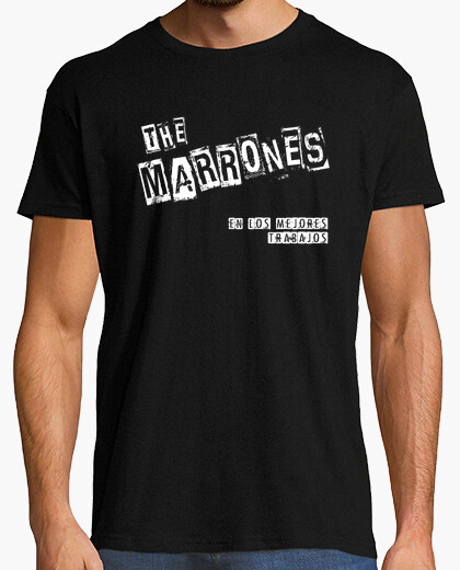 Camiseta The Marrones