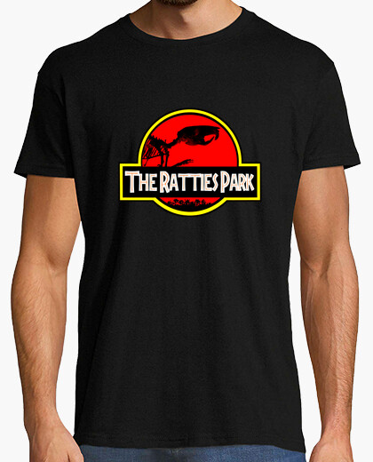 Camiseta The ratties park