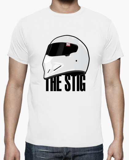 Camiseta The Stig