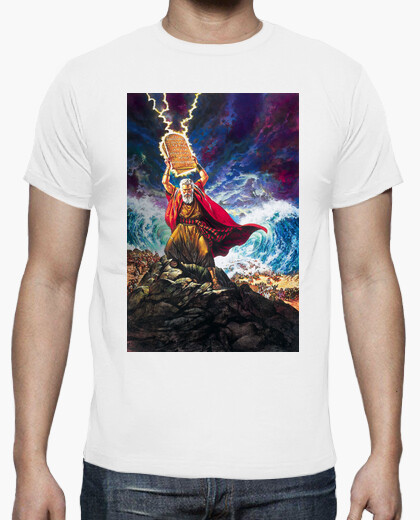 Camiseta The Ten Commandments