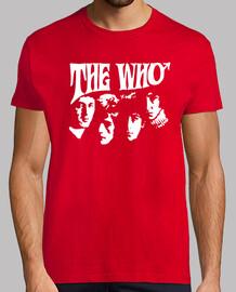 Camiseta The Who Vintage