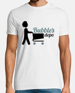 Camiseta The wire - Bubble's