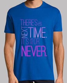 Camiseta There's no ...