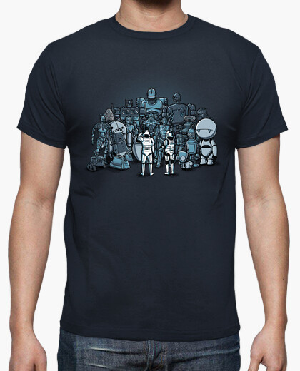 Camiseta These aren't the droids we are...