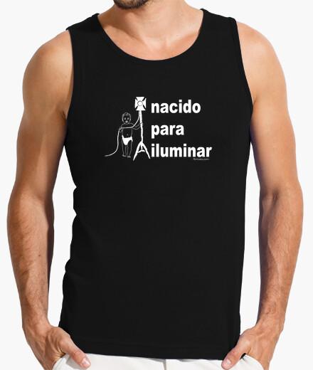 Camiseta THMI004_NACIDO_ILUMINAR