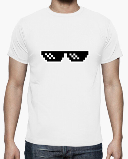 Camiseta Thug Life - GAFAS