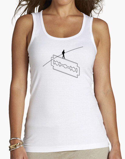 Camiseta Tightrope walker 02 P