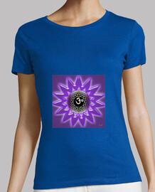 Camiseta tiranta Mandala 3D
