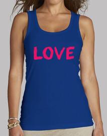 Camiseta Tirantes LOVE