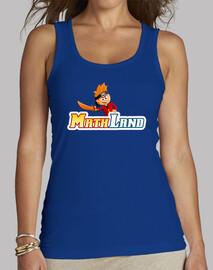 Camiseta Tirantes MathLand