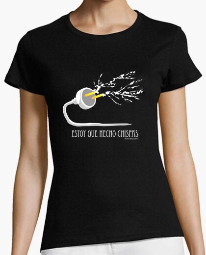Camiseta TMFE001_CHISPAS