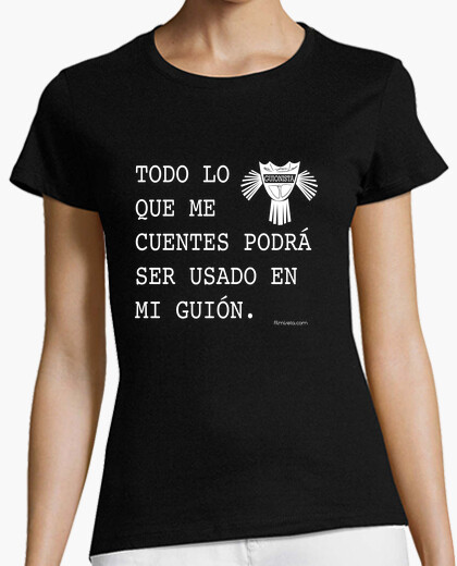 Camiseta TMFG005_USADOGUION
