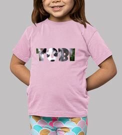 Camiseta TOBI-fondo
