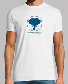 Camiseta TodoPostgreSQL.com