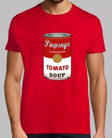 Camiseta Tomato Soup