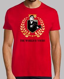 Camiseta Tony Montana