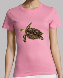 Camiseta Tortuga carey (Eretmochelys imbricata)