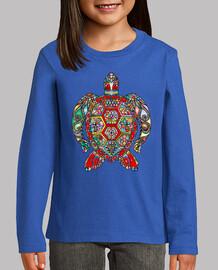 Camiseta Tortuga de color M/L
