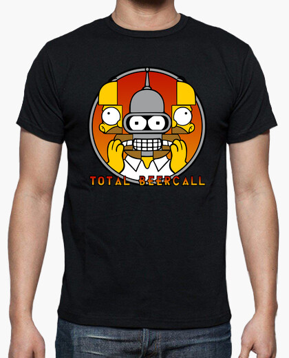 Camiseta Total Beercall