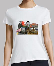 Camiseta Toxic flower