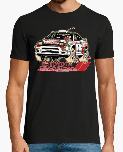 Camiseta TOYOTA CELICA GT FOUR Montecarlo editio