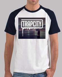 Camiseta Trap City Chico