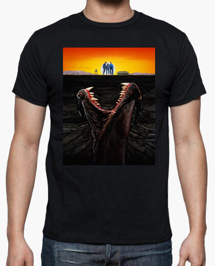 Camiseta Tremors