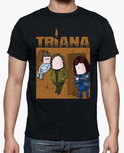 Camiseta Triana by Calvichi's [WEB]