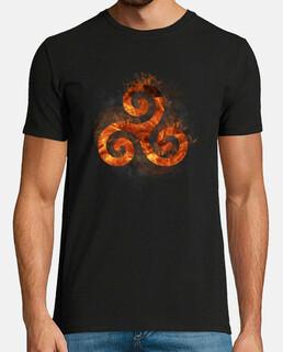 Camiseta TRISKEL Y.ES 019A 2019