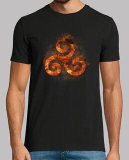 Camiseta TRISKEL Y.ES_019A_2019_Triskel